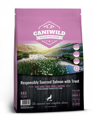 Caniwild Adult Small Gentle Trout with Salmon próbka 100g