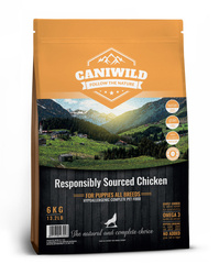 Caniwild Puppy Free run Chicken & Turkey 2kg