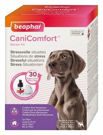 Elektroniczny aromatyzer behawioralny z feromonami dla psa Beaphar CaniComfort® - dyfuzor i wkład 48ml