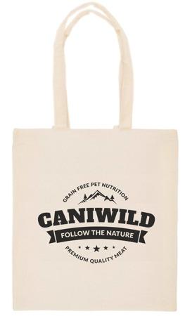 Naturalna torba bawełniana na zakupy Caniwild