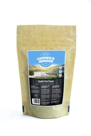 Przysmaki dla kota Caniwild Cat & Kitten Gentle Fish Grain-Free Treats 100g