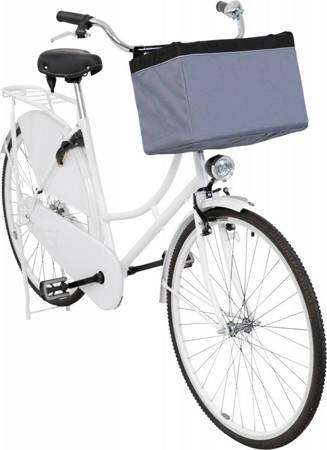 Transporter na kierownicę roweru Torba na rower dla psa
